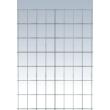 Horganyzott-hegesztett ketrecháló 10,6x10,6/0,9mm 100cm-től (25m)