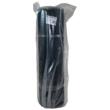 AVIMESH fekete műanyag baromfirács - 0,9 x 25m