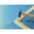 FENSANET 12  ponthegesztett drótháló - 0,5 x 5m