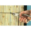 Naturcane hasított nád belátásgátló 80% - 1 x 5m-től