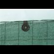 Totaltex 95%-os szőtt árnyékoló háló Zöld - 1 x 5m