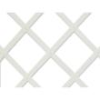 Természetes hatású apácarács Fehér - 1,0 x 2,0 m