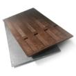 Műanyag kerítés lemez - 150x80x3 cm
