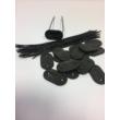 Fixcane nádfonat rögzítő fekete