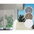 MOSAIC dekoratív panel - Fehér
