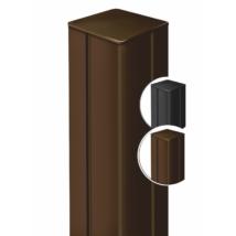 ALUPOST alumínium oszlop Barna - 115 cm-től