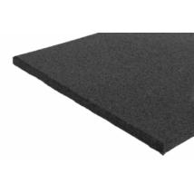 Fitnesz Home gumipadló - Fekete