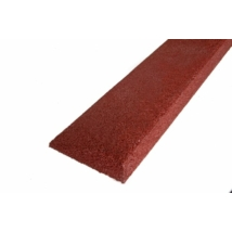 Vörös gumi indító profil - 30 mm-től