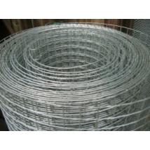 Ponthegesztett tekercses kerítés 100cm 12,7x12,7 / 1,5mm