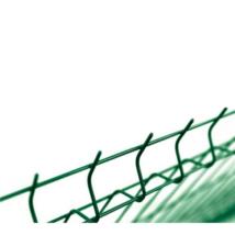 3D horganyzott-színterezett kerítés panel 5,0/50x200/103x250cm - Zöld