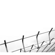 Hegesztés után horg. 3D kerítés panel 5,0/50x200/103x250cm