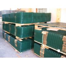 3D TK-4 Táblás kerítéselem 4,0mm/103x250cm-től (55x200) - Zöld