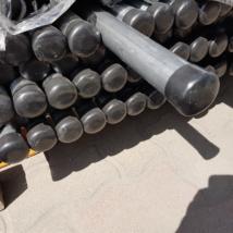 Horganyzott csőoszlop 48mm/175cm