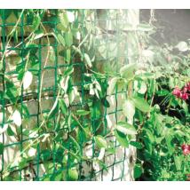 CLIMBANET műanyag kerti rács Zöld - 0,5 x 25 m-től
