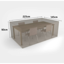Kerti bútor védőhuzat székekhez és asztalhoz