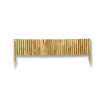 Bambusz ágyásszegély