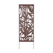 Fém panel dekoratív motívumokkal 5