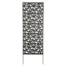 Fém panel dekoratív motívumokkal 4