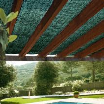 SUN-NET   70% szőtt árnyékoló háló