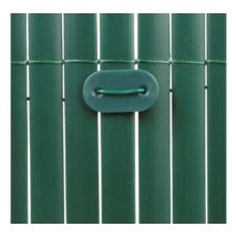 Fixcane nádfonat rögzítő Zöld - 26 db/csomag