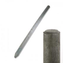 Műanyag barna oszlop 50 mm/130 cm
