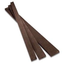 Műanyag kerítésléc Barna - 150x10x3 cm