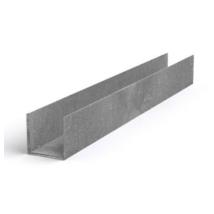 Műanyag szerelőcsatorna - 120x10x10 cm