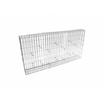 Gabion kőkosár kerítés 120