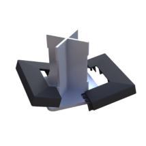 Basfix takaró elem - Barna (4 db/csomag)