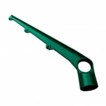 """,,L"""" formájú tüskés tartó Zöld - 45 cm"""