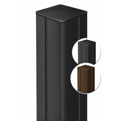 ALUPOST alumínium oszlop Antracit - 115 cm-től