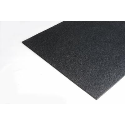 Fitnesz gumipadló - Fekete