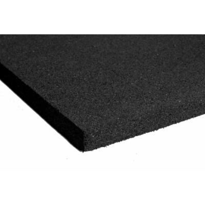 Crossfit+ gumipadló - Fekete