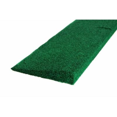 Zöld gumi indító profil - 30 mm-től