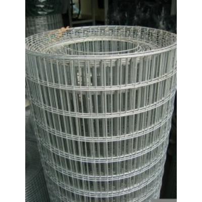 Hegesztés után horganyzott háló 10,6x10,6/0,9mm 100cm