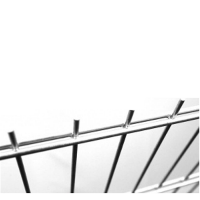 Mártottan horganyzott 2D kerítés panel 8-6-8mm/50x200/103x250cm-től