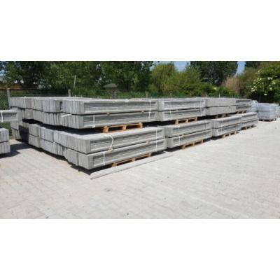 LAK beton lábazati elem 2450x300x50mm