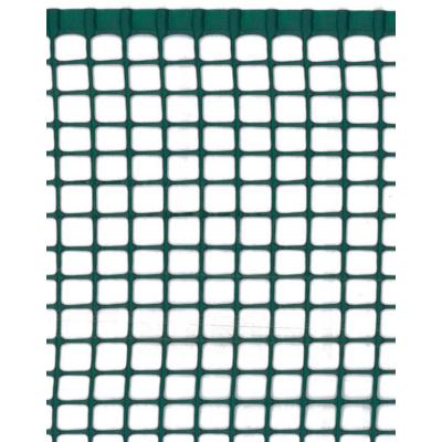 Négyzetes  műanyag kertirács Zöld - 0,5 x 5 m, 5x5 mm szemméret