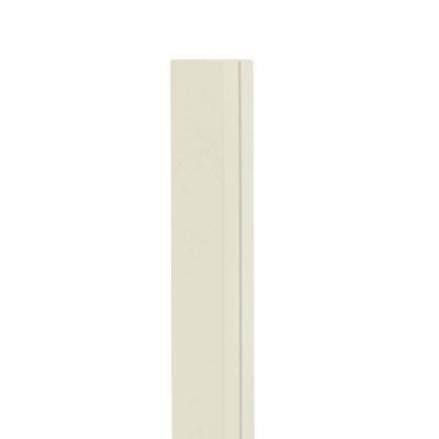 ALUPOST alumínium oszlop Fehér - 1,15 m-től