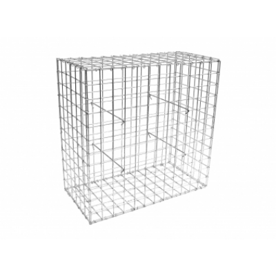 Gabion kőkosár 600x600x300 Basic 60 (50x50)