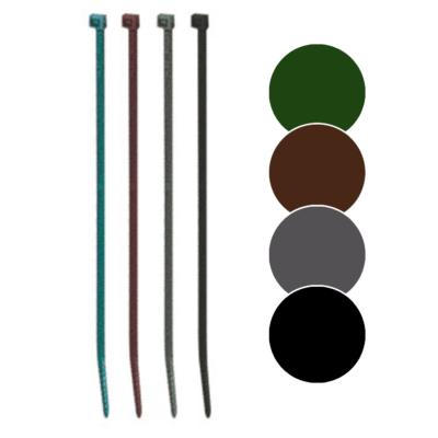 Bridfix gyorskötöző Zöld 19 cm - 50 db/csomag